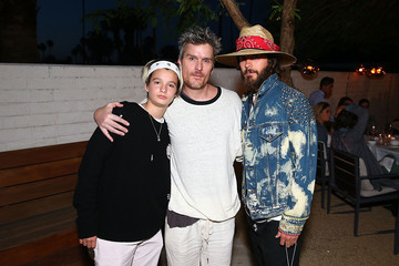 Grace Getty Rosetta Getty and Orchard Mile Host a VIP Dinner for Desert X in Palm Springs