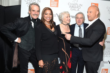 Grace Hightower 45th Chaplin Award Gala - Inside