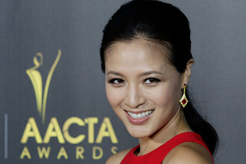 Grace Huang Arrivals at the 3rd Annual AACTA Awards