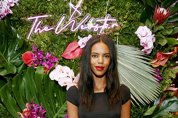 Grace Mahary Montblanc x The Webster Collaboration Launch Event