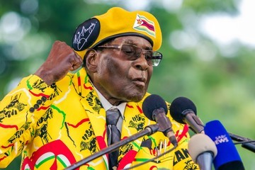 Grace Mugabe News Pictures of The Week - November 9