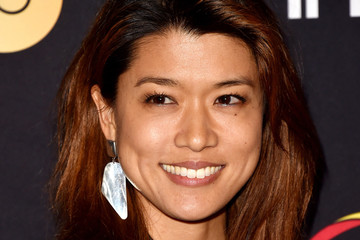 Grace Park HFPA & InStyle Annual Celebration of 2017 Toronto International Film Festival - Arrivals