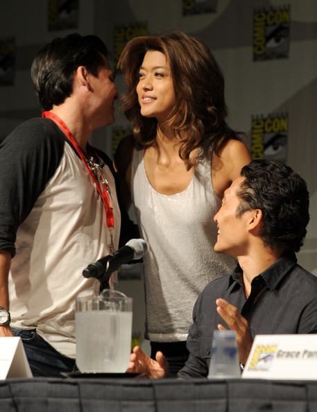 Grace Park and Peter M. Lenkov » Photostream