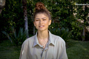 In this screengrab, Zendaya speaks during Graduate Together: America Honors the High School Class of 2020 on May 16, 2020 in UNSPECIFIED, United States.