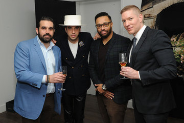 Grady Spivey Haute Time Collectors Dinner Co Hosted By Louis XIII Cognac And Audemars Piguet In NYC