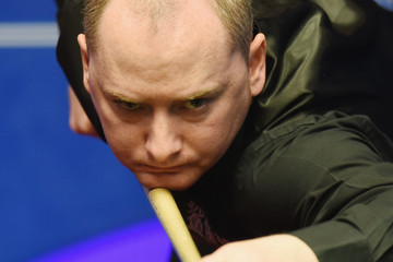 Graeme Dott 2015 Betfred World Snooker Championship - Day Seven