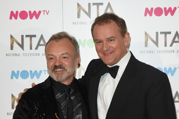 Graham Norton National Television Awards - Winners Room