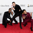Christian Combs and French Montana Photos