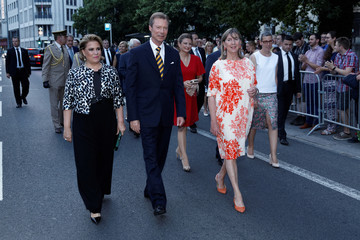 Grand Duke Henri Luxembourg Celebrates National Day : Day 1