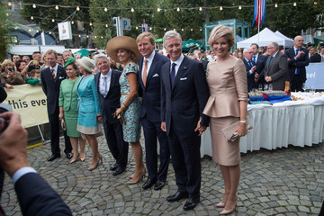 Grand Duke Henri 200 Years Of The Kingdom Of The Netherlands In Maastricht