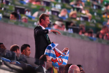 Grand Duke of Luxembourg Opening Ceremony 2016 Olympic Games - Olympics: Day 0