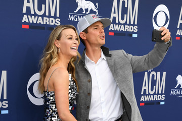 Granger Smith 54th Academy Of Country Music Awards - Arrivals