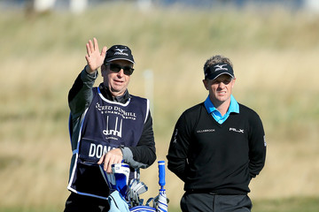 Grant Berry Alfred Dunhill Links Championship - Day One