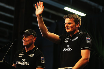 Grant Dalton Team NZ Welcomed Home After America's Cup