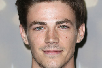 Grant Gustin Arrivals at the Emmy Kick-Off Party