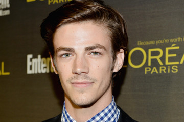 Grant Gustin The 2012 Entertainment Weekly Pre-Emmy Party Presented By L'Oreal Paris - Red Carpet
