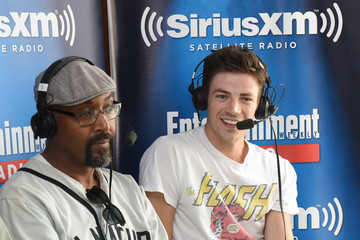 Grant Gustin SiriusXM's Entertainment Weekly Radio Channel Broadcasts From Comic-Con 2016 - Day 3