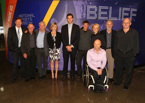 Sport Australia Hall of Fame Induction Press Conference