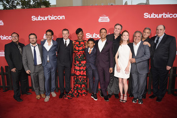 Grant Heslov Premiere of Paramount Pictures' 'Suburbicon' - Red Carpet