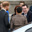 Grant Robertson The Duke And Duchess Of Sussex Visit New Zealand - Day 1