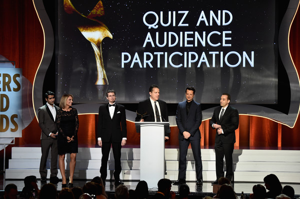 2016 Writers Guild Awards L.A. Ceremony - Inside Show