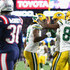 Davante Adams Photos - Davante Adams #17 and Aaron Rodgers #12 of the Green Bay Packers celebrate scoring a touchdown during the second quarter against the New England Patriots at Gillette Stadium on November 4, 2018 in Foxborough, Massachusetts. - Green Bay Packers vs. New England Patriots