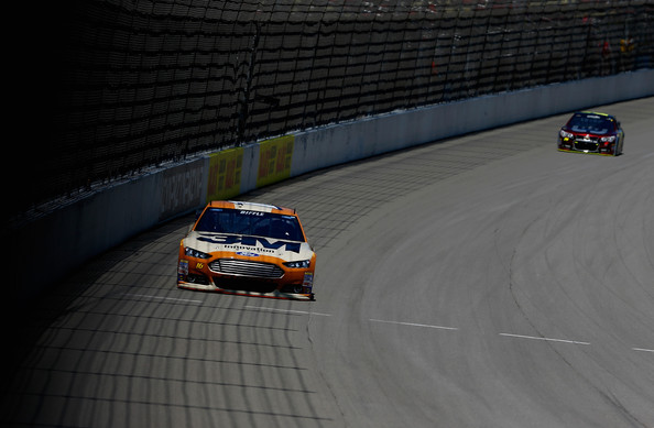 Greg Biffle - Michigan International Speedway - Day 2