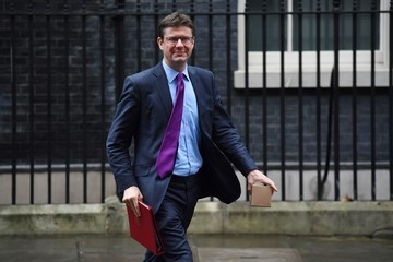 Greg Clark Weekly Cabinet Meeting at 10 Downing Street