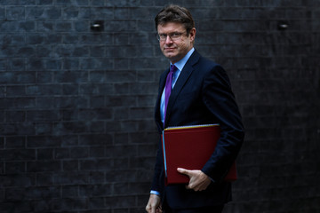 Greg Clark Government Ministers Attend Special Brexit Cabinet Meeting On Immigration Policy