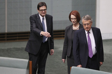 Greg Combet Kevin Rudd to be Sworn in as Australian Prime Minister