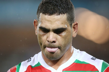 Greg Inglis NRL Rd 1 - Rabbitohs v Wests Tigers