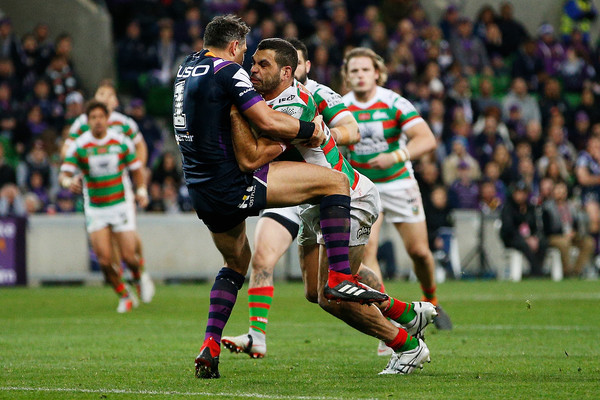 NRL Qualifying Final - Storm vs. Rabbitohs