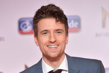 Greg James National Television Awards - Winners Room