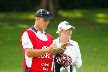 Greg Johnston HSBC Women's Champions - Day Three