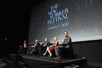 Greg Miller The 2017 New Yorker Festival - All the President's Reporters