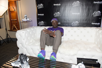 Greg Street Reebok Classic Hosts Exclusive Celebrity Gifting Lounge