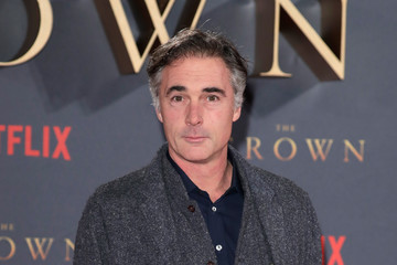 Greg Wise 'The Crown' Season 2 World Premiere - Red Carpet Arrivals