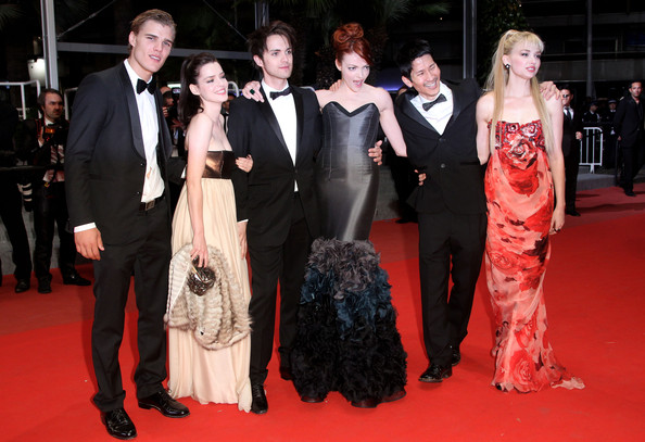 Chris Zylka and Gregg Araki - Kaboom - Premiere:63rd Cannes Film Festival
