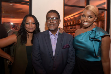 Gregg Leakes 2015 Entertainment Weekly Pre-Emmy Party - Inside