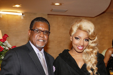 Gregg Leakes NeNe Leakes Premieres In ZUMANITY, The Sensual Side Of Cirque du Soleil
