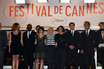 Gregoire Colin 'Les Salauds' Premiere - The 66th Annual Cannes Film Festival