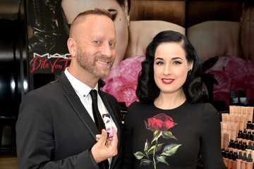 Gregory Arlt MAC Cosmetics and Dita Von Teese Celebrate the Launch of the MAC Dita Von Teese Collection