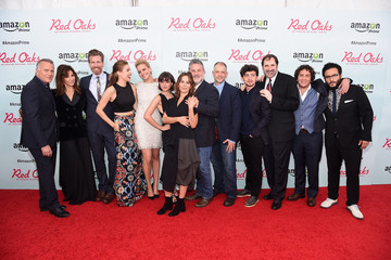 Gregory Jacobs Amazon Red Carpet Premiere for Brand New Original Comedy Series 'Red Oaks'