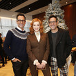 Gregory Brooks Brothers Hosts Annual Holiday Celebration To Benefit St. Jude At West Hollywood EDITION