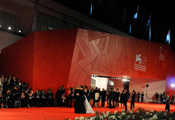 """""""Damsels In Distress"""" Premiere and Closing Ceremony Arrivals - 68th Venice Film Festival"""