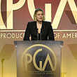 Greta Gerwig 31st Annual Producers Guild Awards - Inside