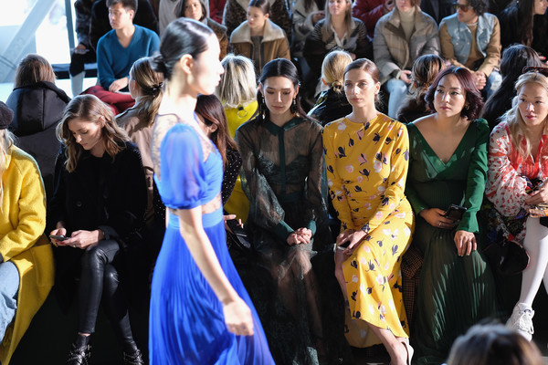 Self-Portrait - Front Row - February 2019 - New York Fashion Week: The Shows