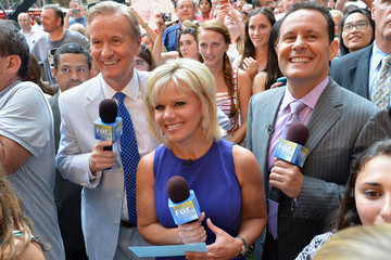 Gretchen Carlson Cody Simpson Performs in NYC