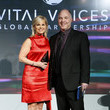 Gretchen Carlson Vital Voices Global Partnership: 2017 Voices Against Solidarity
