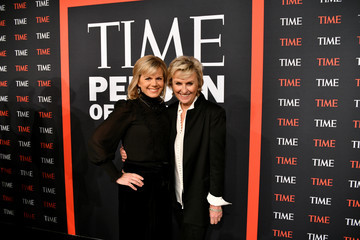 Gretchen Carlson TIME Person Of The Year Celebration - Arrivals